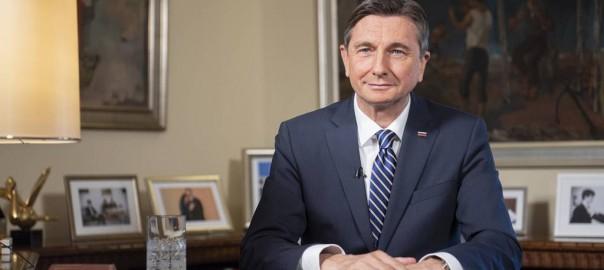 Predsednik Borut Pahor 2019
